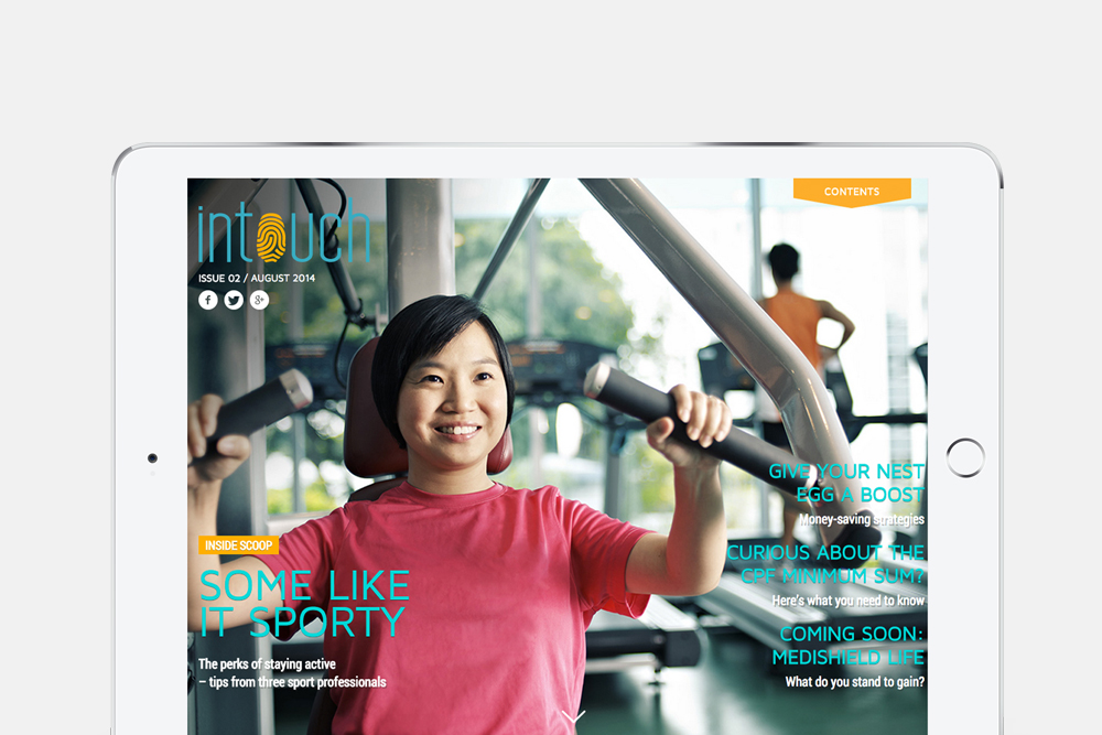 CPF InTouch Newsletter