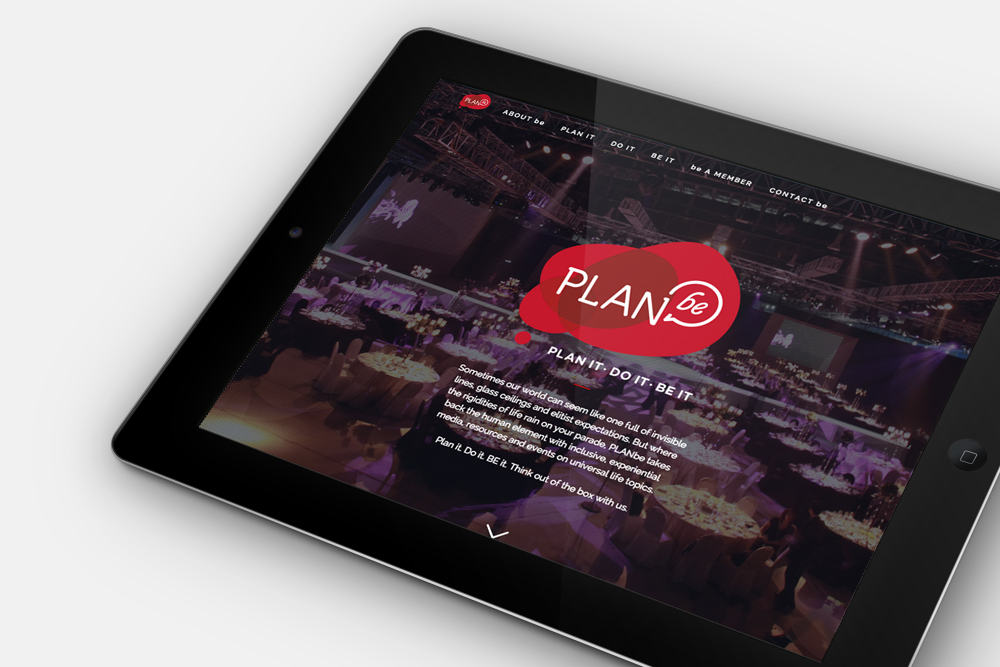 PlanBe Website